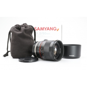 Samyang AS 1,2/50 UMC CS für Sony E-Mount (226904)