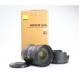 Nikon AF-S 3,5-5,6/18-200 IF ED VR DX II (226947)