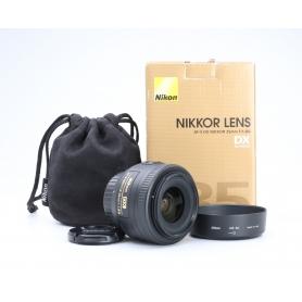 Nikon AF-S 1,8/35 G DX (226952)
