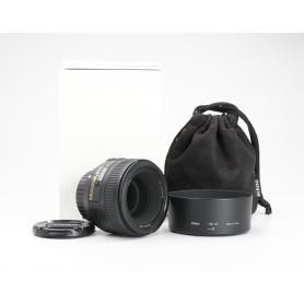 Nikon AF-S 1,8/50 G (226953)