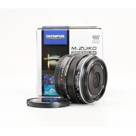 Olympus M.Zuiko Digital 1,8/17 Black (226966)