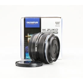 Olympus M.Zuiko Digital 1,8/17 Black (226967)