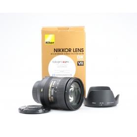 Nikon AF-S 3,5-5,6/16-85 G ED VR DX (227010)