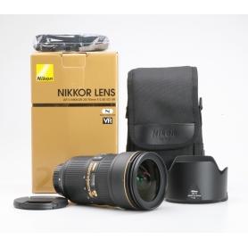 Nikon AF-S 2,8/24-70 G ED N VR (227043)