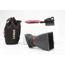 Konotehnik LCDVF Optical Viewfinder Vergrösserer für Canon EOS 5D III (227009)