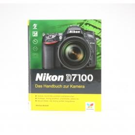 Nikon Das HandBuch zur Kamera Nikon D7100 | Markus Botzek | ISBN: 9783842100923 | Buch (227099)