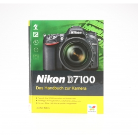 Nikon Das HandBuch zur Kamera Nikon D7100 / Markus Botzek / ISBN: 9783842100923 / Buch (227099)