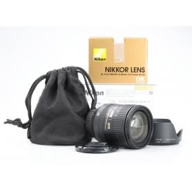 Nikon AF-S 3,5-5,6/16-85 G ED VR DX (227137)