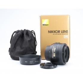 Nikon AF-S 1,8/35 G DX (227138)
