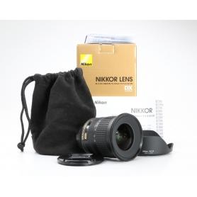 Nikon AF-S 3,5-4,5/10-24 G ED DX (227164)