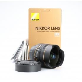 Nikon AF 2,8/10,5 G ED Fisheye (227166)