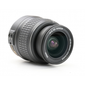 Nikon AF-S 3,5-5,6/18-55 G ED VR DX II (227051)