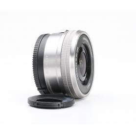 Sony E PZ 3,5-5,6/16-50 OSS Silber E-Mount (227067)