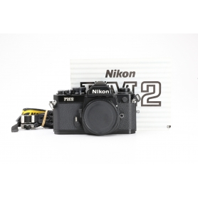 Nikon FM2 Black (227186)