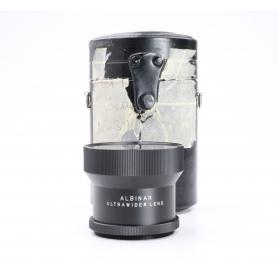 Albinar Ultraweitwinkelvorsatz Fisheye-Vorsatz Ultrawider Lens (227202)