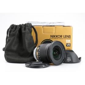 Nikon AF-P 4,5-5,6/10-20 G DX VR (227214)