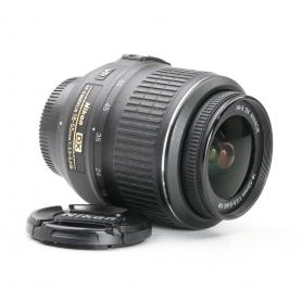Nikon AF-S 3,5-5,6/18-55 G ED VR DX (227226)