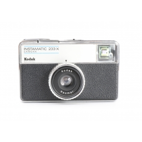 Kodak Instamatic 233-X Kamera Sucherkamera Camera (227262)