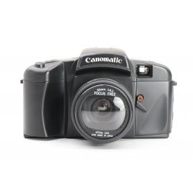 Canon Canomatic Analoge Kamera (227264)
