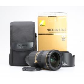 Nikon AF-S 2,8/24-70 G ED N VR (227275)