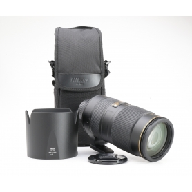 Nikon AF-S 4,5-5,6/80-400 VR ED G N (227280)