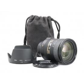 Nikon AF-S 3,5-5,6/18-200 IF ED VR DX II (227281)