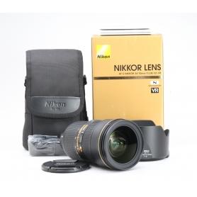 Nikon AF-S 2,8/24-70 G ED N VR (227287)