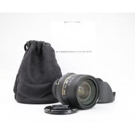 Nikon AF-S 3,5-4,5/24-85 G ED VR (227288)