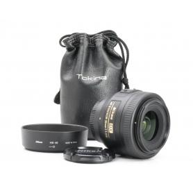 Nikon AF-S 1,8/35 G DX (227289)