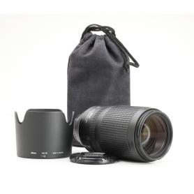 Nikon AF-S 4,5-5,6/70-300 G IF ED VR (227291)