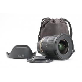 Nikon AF-S 3,5-4,5/10-24 G ED DX (227292)