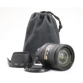 Nikon AF-S 3,5-5,6/16-85 G ED VR DX (227299)