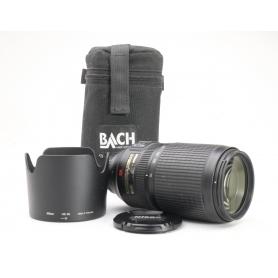 Nikon AF-S 4,5-5,6/70-300 G IF ED VR (227300)