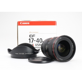 Canon EF 4,0/17-40 L USM (227340)