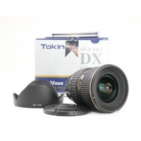 Tokina AT-X 4,0/12-28 IF DX NI/AF (227402)