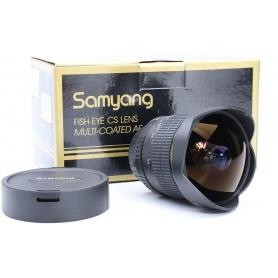 Samyang ASP 3,5/8 DG Fisheye Pro NI/AF (217846)