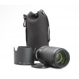 Nikon AF-S 4,5-5,6/70-300 G IF ED VR (227415)