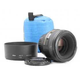 Nikon AF-S 1,4/50 G (227416)