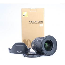 Nikon AF-S 3,5-4,5/10-24 G ED DX (227426)