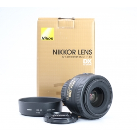 Nikon AF-S 1,8/35 G DX (227429)