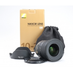 Nikon AF-S 3,5-4,5/10-24 G ED DX (227431)