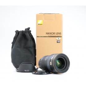 Nikon AF-S 4,0/16-35 G ED VR (227444)