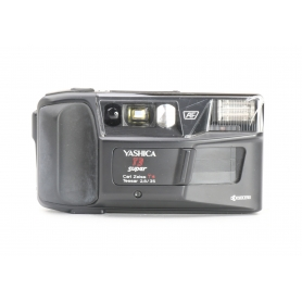 Yashica T3 Super mit Carl Zeiss 3,5/35 Tessar T* (227472)