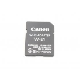 Canon W-E1 Wi-Fi Adapter (227512)