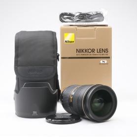 Nikon AF-S 2,8/24-70 G ED (227560)