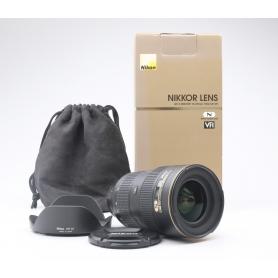 Nikon AF-S 4,0/16-35 G ED VR (227562)