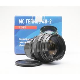 Zenit Helios 1,5/85 40-2 MC Gelios C/EF (227574)