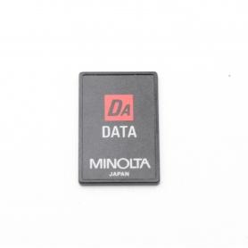 Minolta DATA Card Chip Karte für DYNAX 700si 5000i 7000i 8000i 5xi 7xi 9xi (227608)