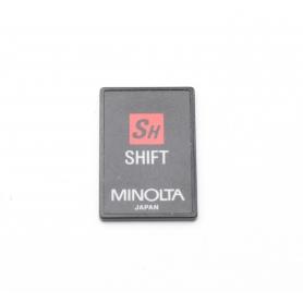 Minolta SHIFT Card Chip Karte für DYNAX 700si 5000i 7000i 8000i 5xi 7xi 9xi (227609)