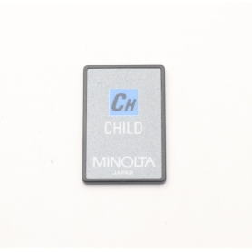 Minolta CHILD Card Chip Karte für DYNAX 700si 5000i 7000i 8000i 5xi 7xi 9xi (227610)